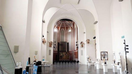Weil die Zahl der Covid-Fälle in Wels steigt, wird das Stadtmuseum Minoriten gesperrt.