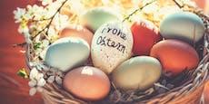 So dekorierst du deine Oster-Tafel ohne Kitsch