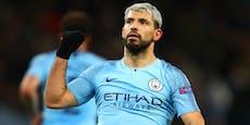 Rekord-Torschütze muss Manchester City verlassen