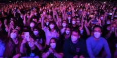 So viele Menschen dürfen jetzt bei einem Konzert sein