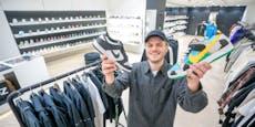 """Neuer City-Store """"HypeNeedz"""" lockt mit Sammler-Sneakern"""