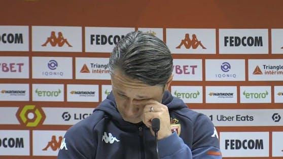 Niko Kovac weint um Zlatko Kranjcar.