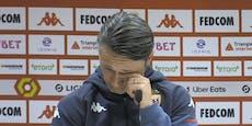 Niko Kovac weint um tote Rapid-Ikone Zlatko Kranjcar