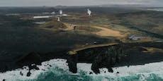 """Island fürchtet Vulkanausbruch """"in nächsten Stunden"""""""