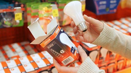Für Elektrogeräte und -artikel gibt es zudem neue Energieklassen.