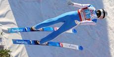 Skisprung-Superstar bei WM positiv auf Corona getestet