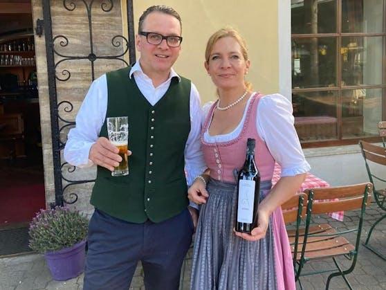 Barbara und Hermann Prilisauer