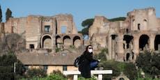 Italien verlängert Corona-Maßnahmen bis nach Ostern
