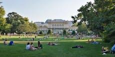 Stadtpark soll Wiens größter Schanigarten werden