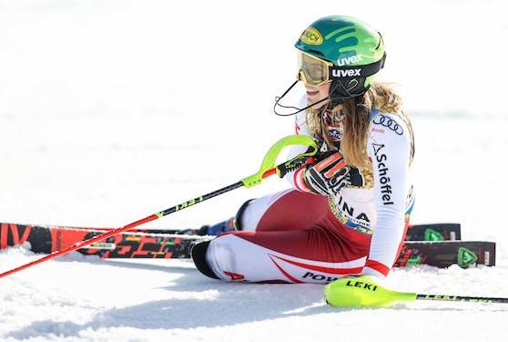 ÖSV-Aufsteigerin Katharina Liensberger