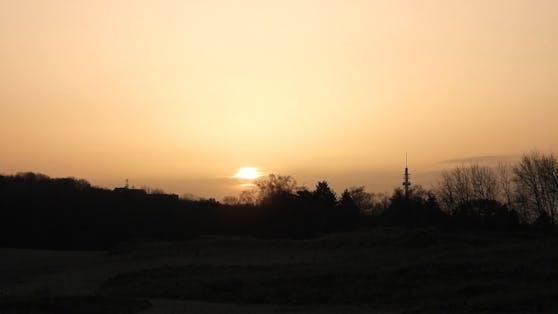 Bis Donnerstag soll der Saharastaub vollständig über Österreich hinweggefegt sein (Symbolbild).