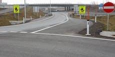 Geisterfahrerin (67) auf A8 von Lkw-Lenker gestoppt