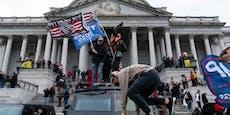 Geheimdienst vereitelt neuen Angriff auf US-Kapitol