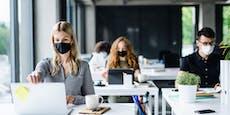 Plan fürs Arbeiten: Dauer-FFP2-Maske oder täglich Test