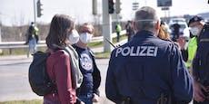 Bereits 76 Festnahmen nach Demo auf der Ostautobahn