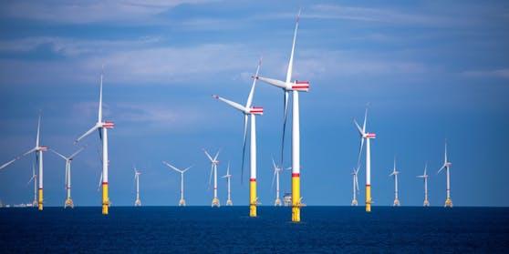 Nach Angaben der Regierung sollen vor New York und New Jersey an der US-Ostküste Gebiete zur Entwicklung von Offshore-Windparks ausgewiesen werden. (Symbolbild)