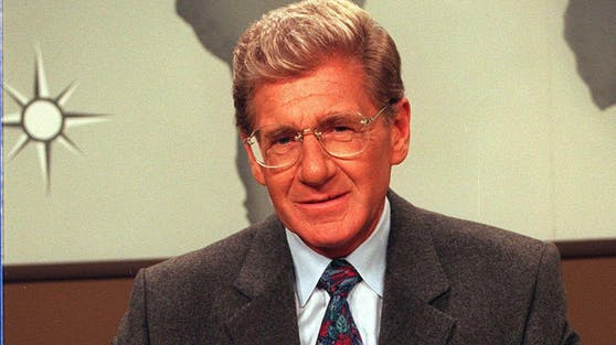 Peter Fichna war langjähriger Nachrichtensprecher im ORF