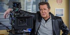 Grabmal von TV-Star Jan Fedder erneut verwüstet