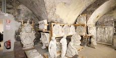Millionenschwerer Aufputz für Österreichs Kulturerbe