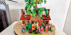 LEGO Ideas Winnie Puuh:Kindertraum für Erwachsene