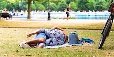 Polizei stoppt Pärchen beim Sex in Innenstadt-Park