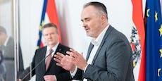 Doskozil will noch vor Ostern jeden Burgenländer testen