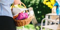 Die Lockdown-Regeln für Einkauf von Oster-Geschenken
