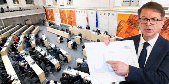 Gesundheitsminister Rudolf Anschober appelliert an den Bundesrat.
