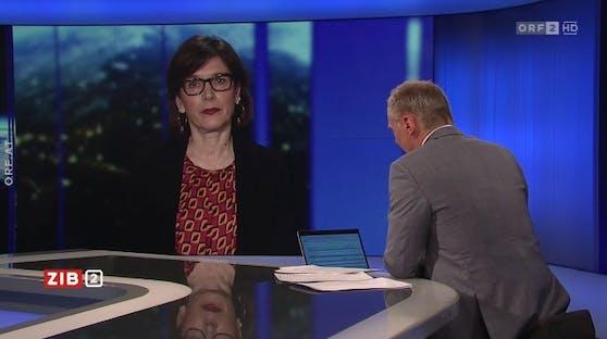 Ursula Wiedermann-Schmidt vom Nationalen Impfgremium