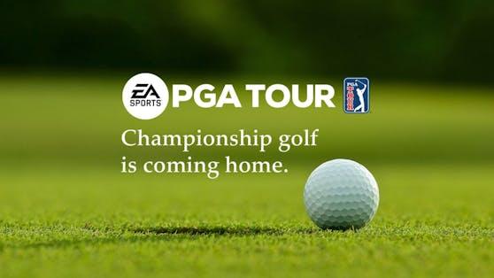 "Electronic Arts kündigt mit ""EA Sports PGA Tour"" einen neuen Next-Gen-Golftitel an."