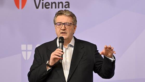 Wiens Gesundheitsstadtrat Peter Hacker (SP)