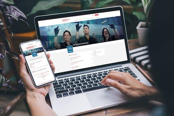 Steirische Industrie setzt bei der Lehrlingssuche auf Lehrberuf.info.