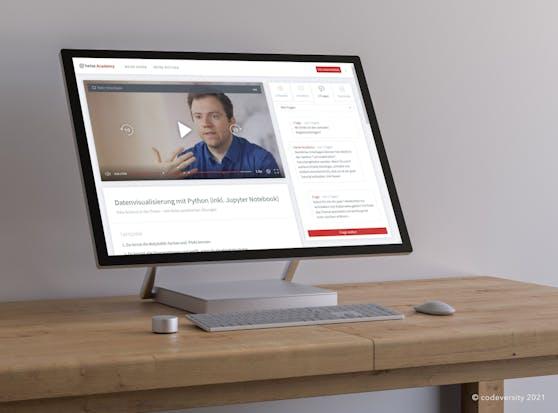 Wiener Start-up Codeversity und Heise Medien launchen IT-Lernplattform heise Academy.