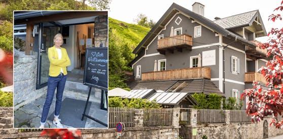 Hotelinhaberin Bettina Grieshofer will jetzt für Gäste aufsperren