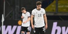 1:2! DFB-Team blamiert sich gegen Nordmazedonien