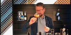 Daheim, aber nicht allein bei der Online-Bierverkostung