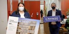 Internationale Bauausstellung macht in Seestadt Station