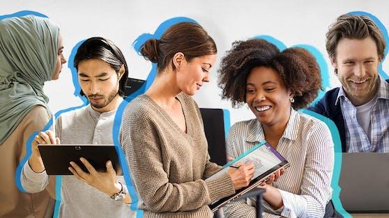 Microsofts Qualifizierungsinitiative erreicht über 76.000 Österreicher.