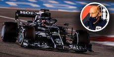 Formel-1-Teamchef überzeugt: Er wird sicher Weltmeister