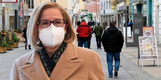 Landeshauptfrau Johanna Mikl-Leitner verlängert den Lockdown in Niederösterreich.