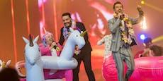 """Silbereisen feiert """"Schlagerfest.XXL"""" 2022 in Wien"""