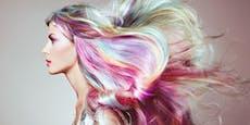 DAS ist deine perfekte Haarfarbe! Wir machen den Test