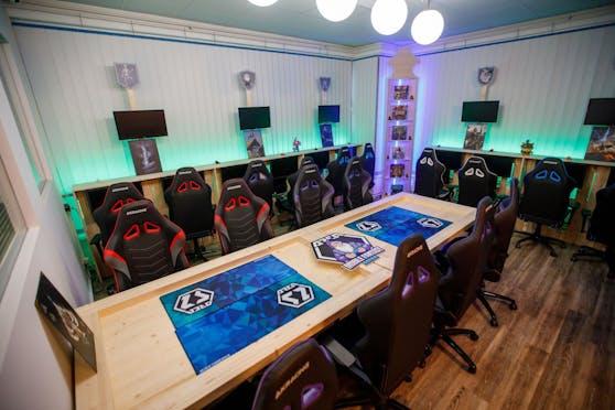 A1 kooperiert mit Wiens bekanntester Gaming-Location AREA52.