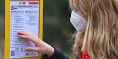 """14-Jährige wegen """"zu starker"""" Maske aus Bus geworfen"""