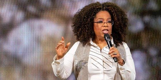 Oprah Winfrey (67) ist eine weltbekannte Talkshow-Moderatorin und Milliardärin