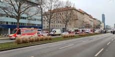 Feuerwehr-Einsatz in U-Bahn – U1 steht teilweise still