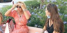 """""""Zu teuer"""": Carmen Geiss zofft sich mit Tochter Davina"""