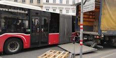 Stau am Wiener Nestroyplatz - Ersatzverkehr lahm gelegt