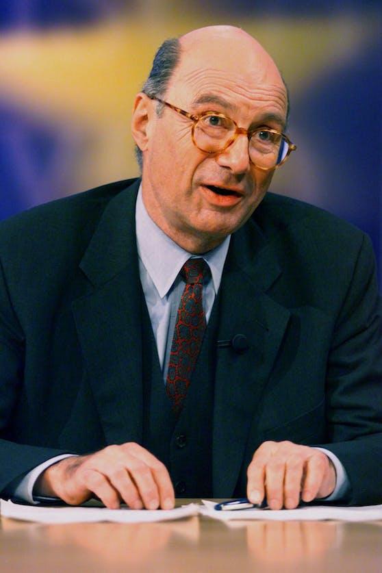 Klaus Emmerich arbeitete bis zu seinem Tod als Autor.