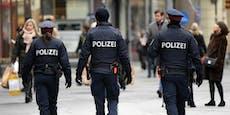 Polizei kontrolliert Infizierten – Situation eskaliert